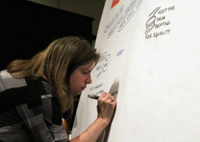 2016 | Create Good Conference | Graphic Recording | Caryn Sterling