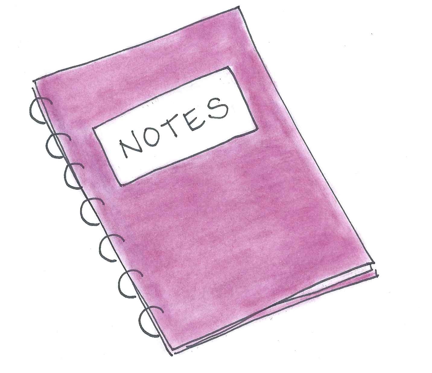 Graphic Recording - NotebookCaryn Sterling | Drawing Insight | Graphic Recording & Illustration